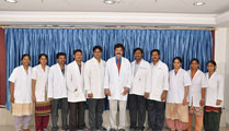 dentist team hyderabad