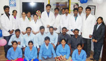 sridhar dentist team hyderabad