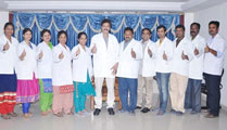 dr sridhar team hyderabad