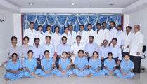 dentist team vijayawada